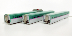 "Kato 10-858 E5 Shinkansen Bullet Train ""Hayabusa""(Falcon) Add-On Set A"